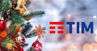 Tim offerte di Natale 2018