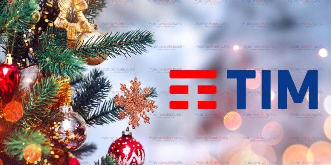 Una valanga di offerte Tim per il Natale 2018