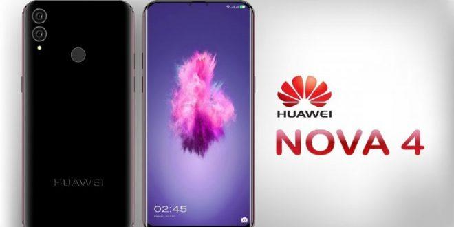 Huawei Nova 4 è ufficiale, ecco le specifiche tecniche