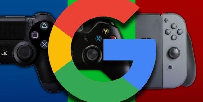 Google, presto novità per il settore gaming