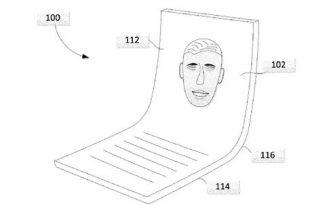google pixel fold pieghevole brevetto