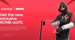fortnite ikonik samsung galaxy