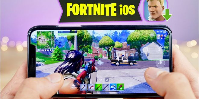 Fortnite su Android e IOS