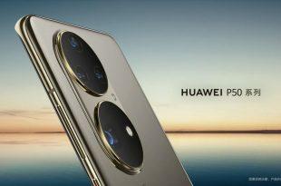 Nuovo Huawei P50 data di uscita