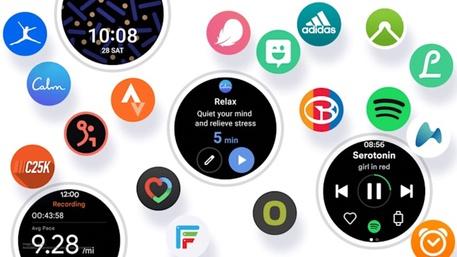 Samsung Presenta One UI Watch