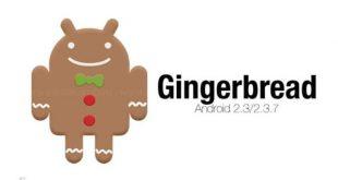 Android Gingebread obsoleto non funziona Google